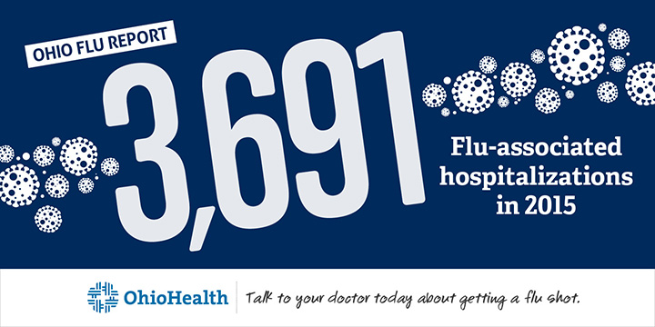 ohio flu report