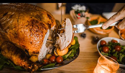 Baked Thanksgiving Turkey