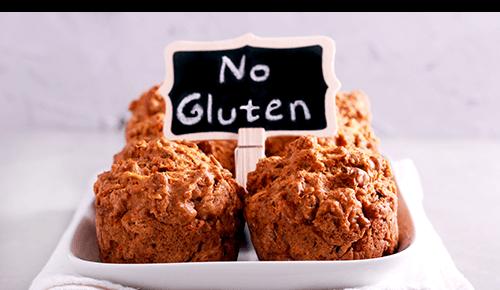 Gluten-Free Diet Muffins