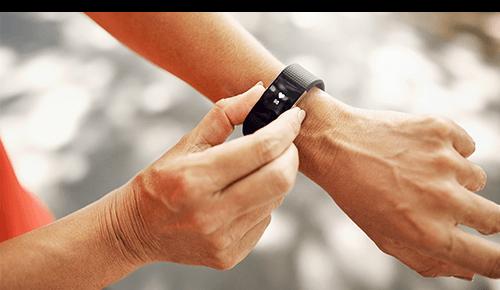 Wearable Technology Heart Rate Watch