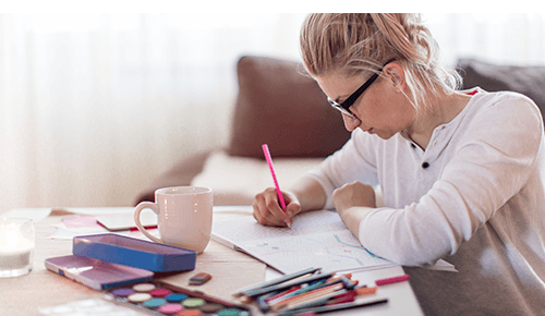 Benefits of Using Adult Coloring Books