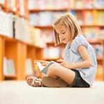 Child Reading Bookstore Books