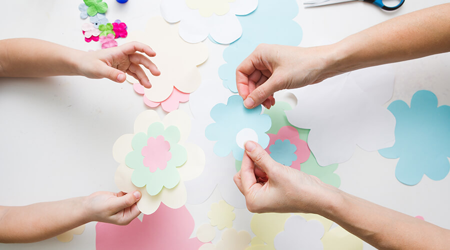 Springtime Crafts For The Family Ohiohealth