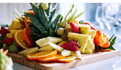 Potluck Assorted Fruit Tray