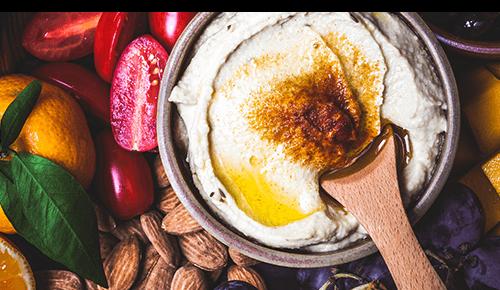 Potluck Hummus Dip
