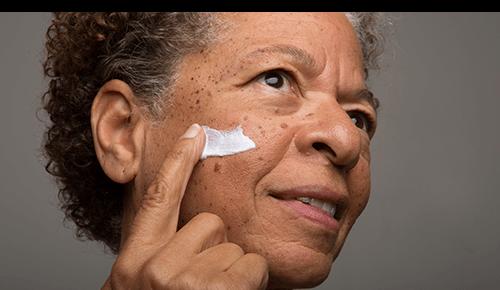 Older Age Skincare Routine
