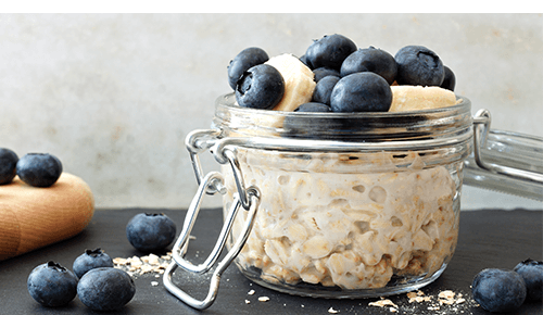 Mason Jar Overnight Oats Recipe