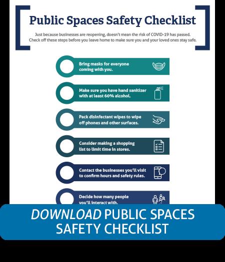 Download Public Spaces Safety Checklist PDF