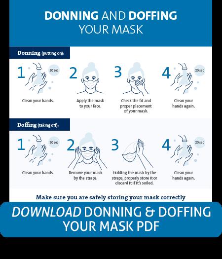 Download Donning & Doffing Your Mask PDF