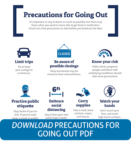 Download Precautions for Going Out PDF