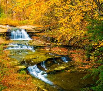 fall colors in ohio
