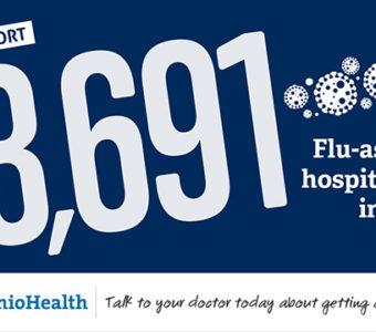 ohio flu report