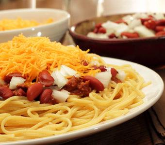 Healthy Cincinnati Chili