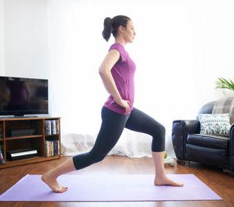 how to start an exercise program