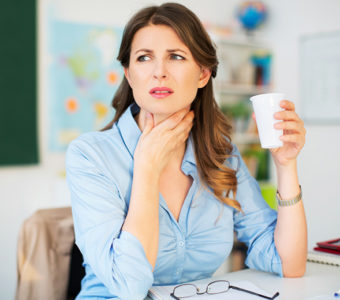 sore throat vs strep throat