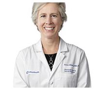 Headshot photo of Anne Albers, MD