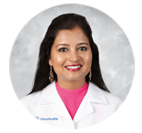 Headshot photo of Dr. Deepa Halaharvi