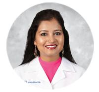 Headshot picture of Dr. Deepa Halaharvi