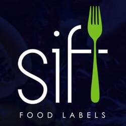Logo for Sift Food Labels App