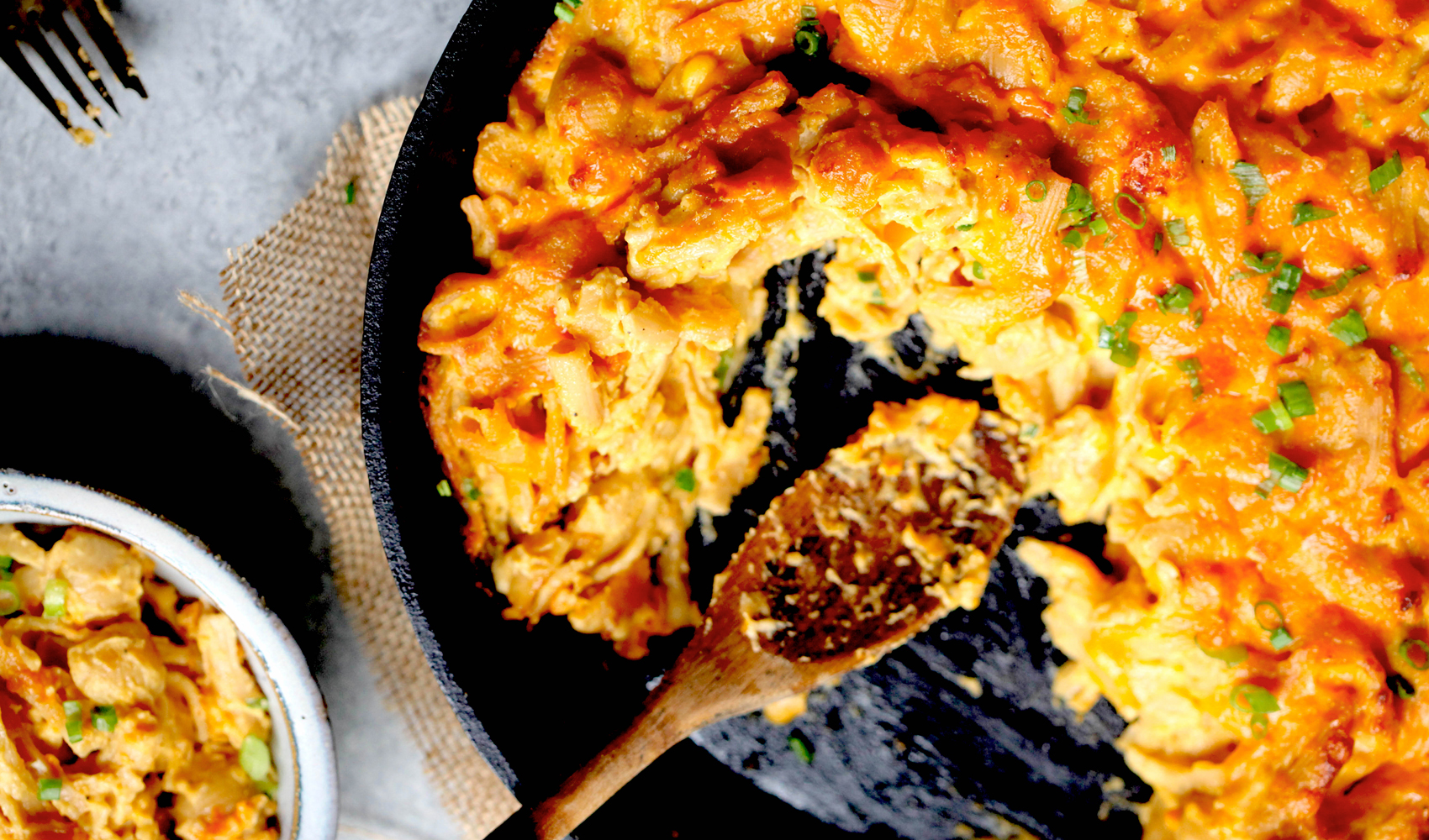 Hidden Veggie Mac N' Cheese