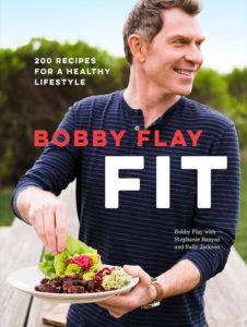 Book cover of Fit by Bobby Flay