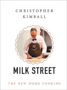 Book cover of Milk Street by Christopher Kimball