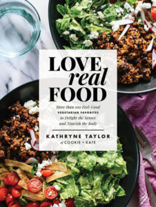 Book cover of Love Read Food by Kathryne Taylor