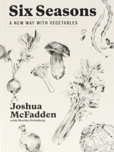 Book cover of Six Seasons by Joshua McFadden