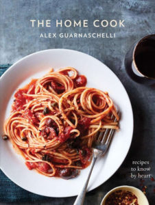 Book cover of The Home Cook by Alex Guarnaschelli
