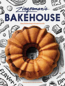 Book cover of Zingerman's Bakehouse by Amy Emberling and Frank Carollo