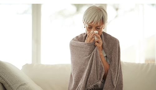 Cold Flu Virus