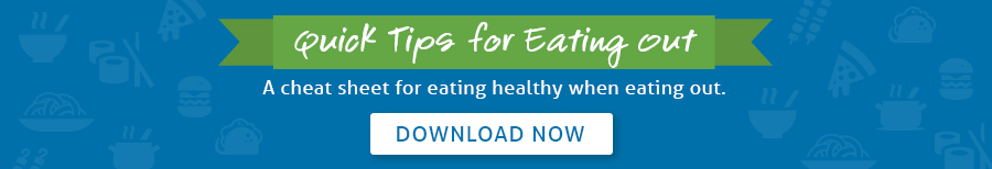 Quick Tips for Eating Out Download