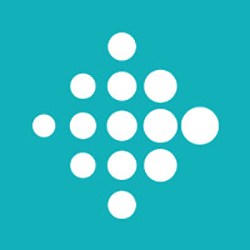 Logo for Fitbit Physical Fitness Health App