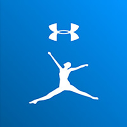 Logo for My Fitness Pal Physical Fitness Health App