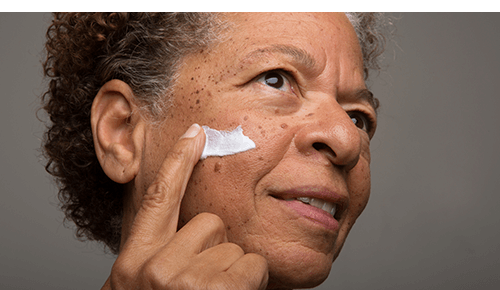 Older Age Skincare Routine