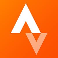 Logo of Strava app