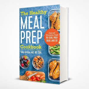 Healthy Meal Prep Cookbook