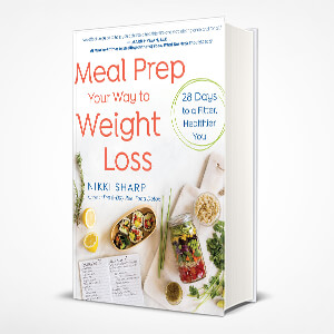Meal Prep Weight Loss Cookbook