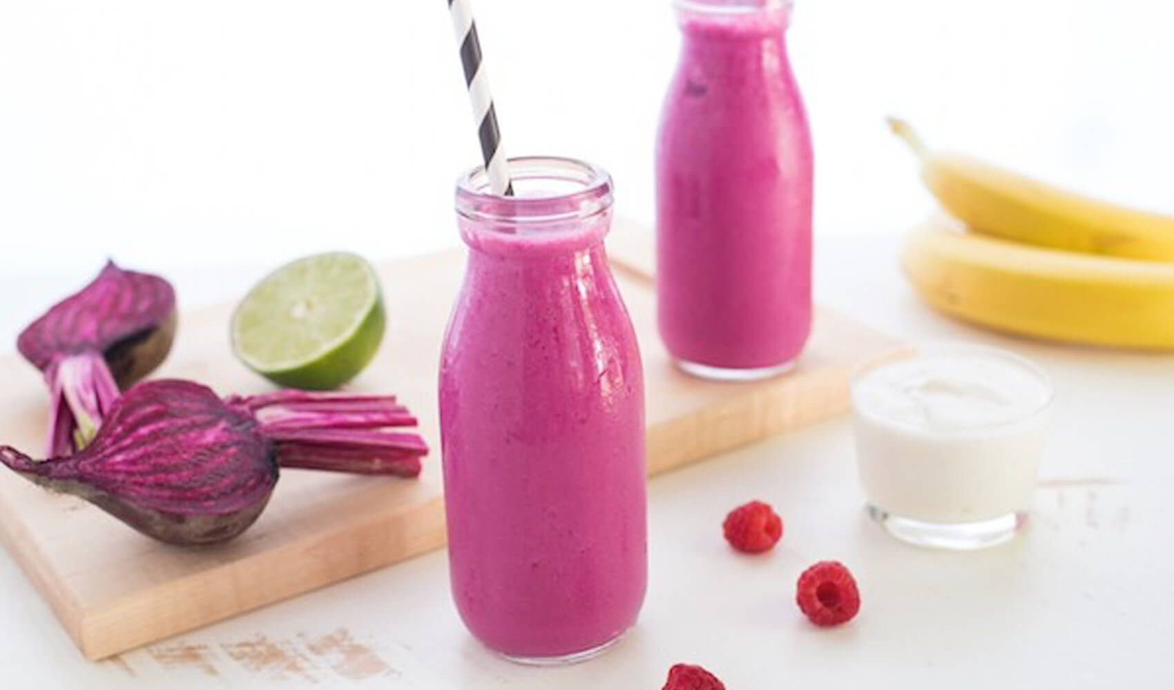 Berry & Beet Smoothie