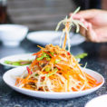 Thai Sweet and Sour Slaw