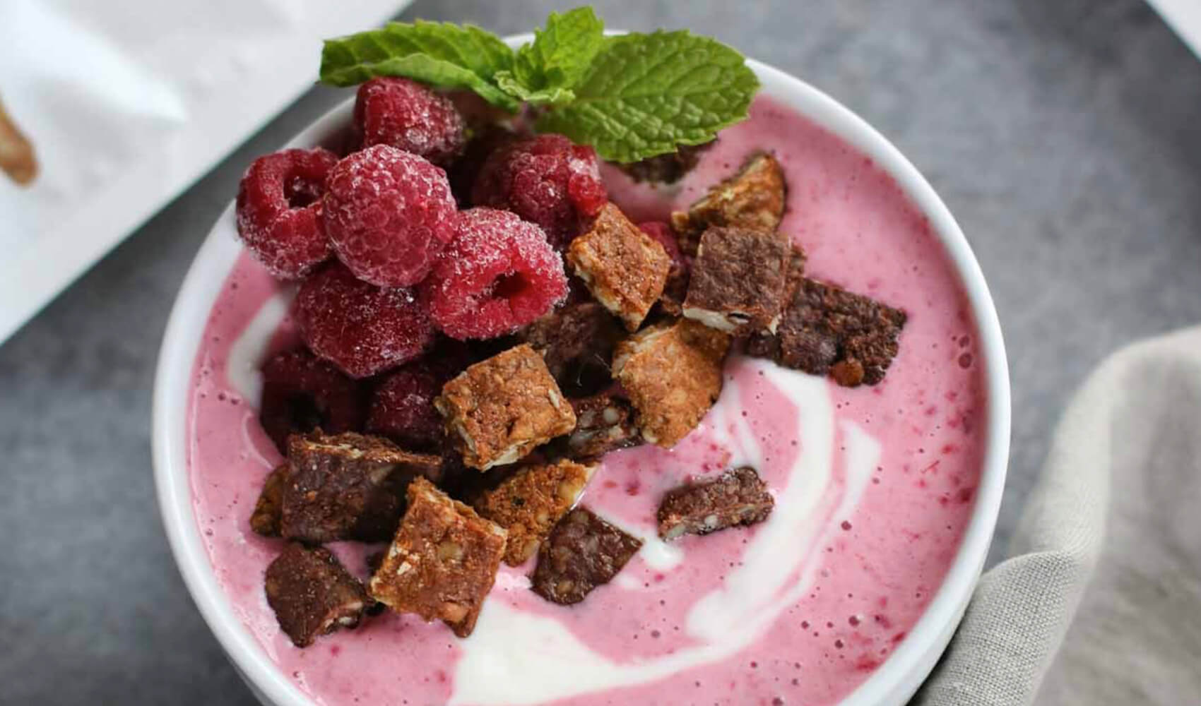 3-Ingredient Smoothie Bowl