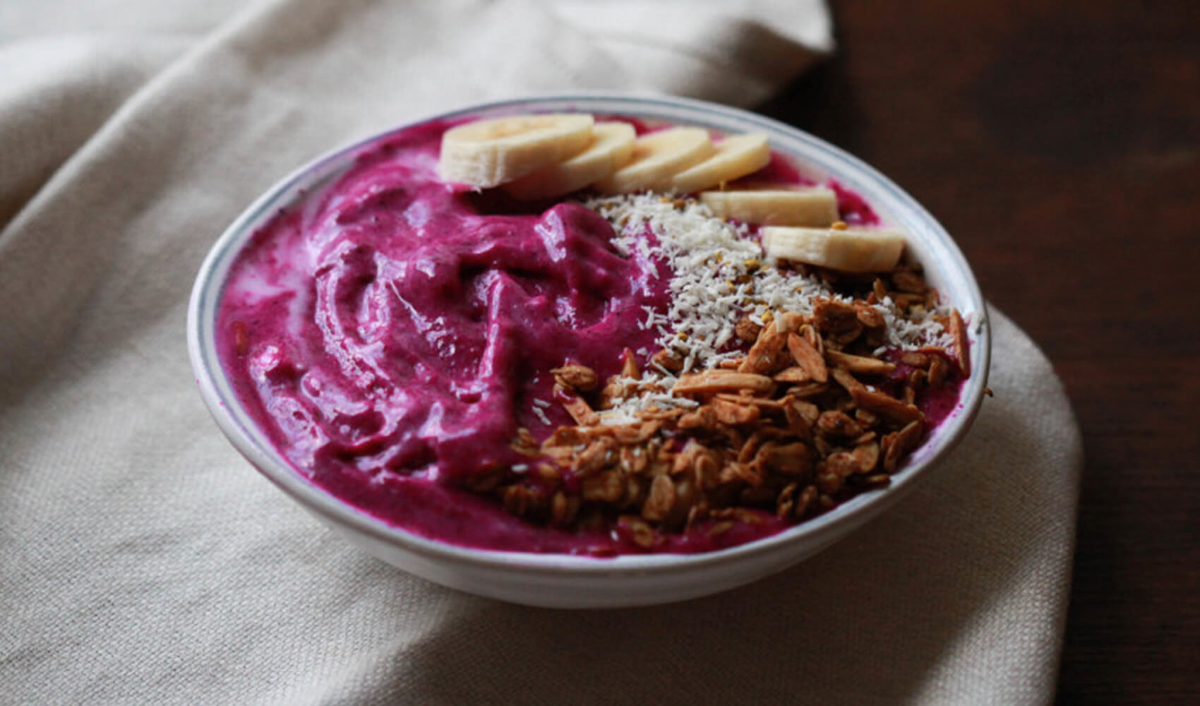 Skin-Saver Pitaya Bowl