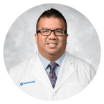 Headshot photo of Dr. Alfred Vargas