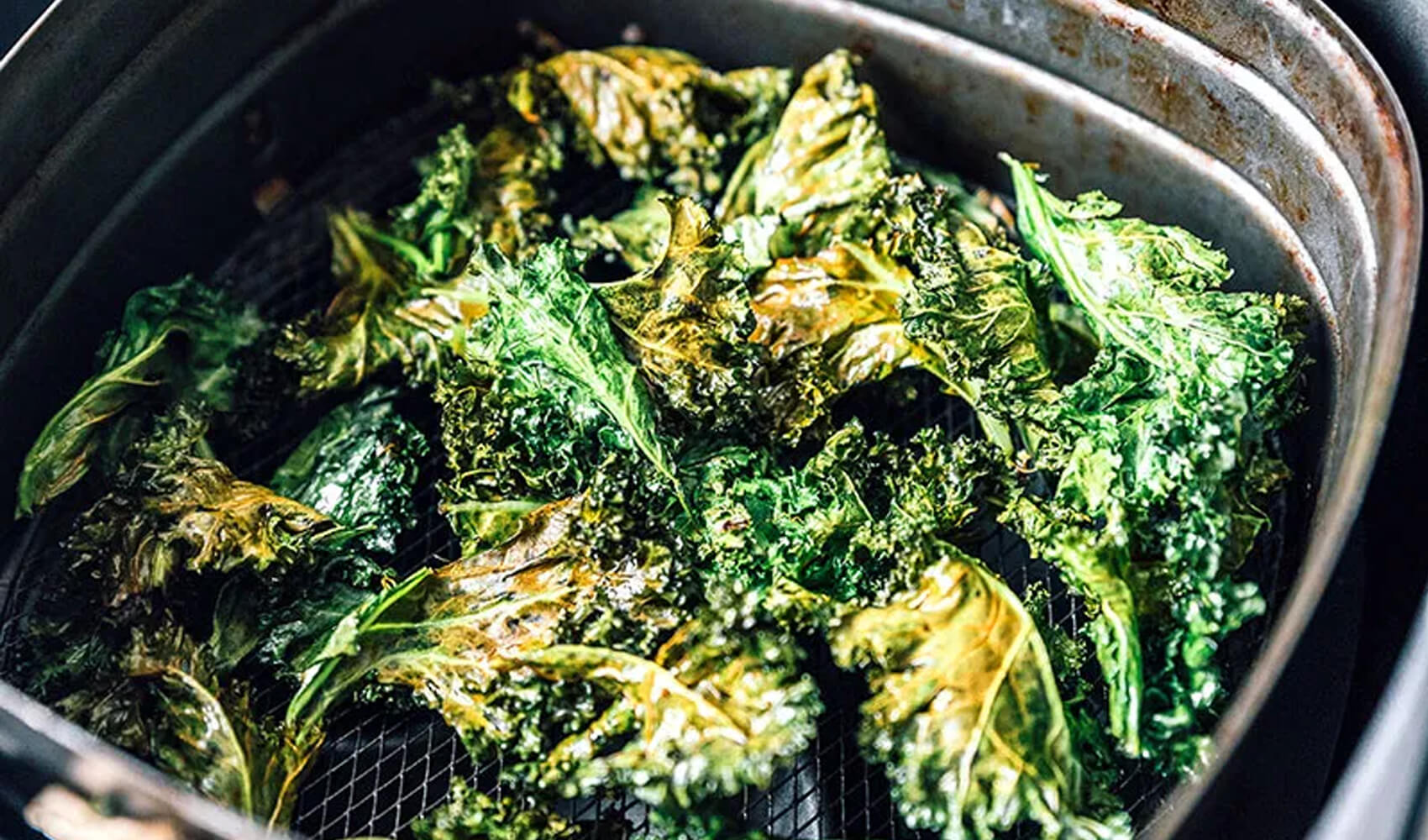 Air Fryer Kale Chips