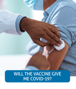 Go to Fast Facts page about the COVID-19 vaccine