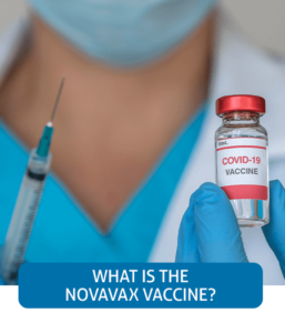 Go to Fast Facts page about the Novavax vaccine