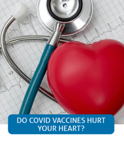 Go to Fast Facts page about COVID-19 vaccines and your heart