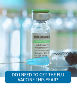 Go to Fast Facts page about getting the flu vaccine this year